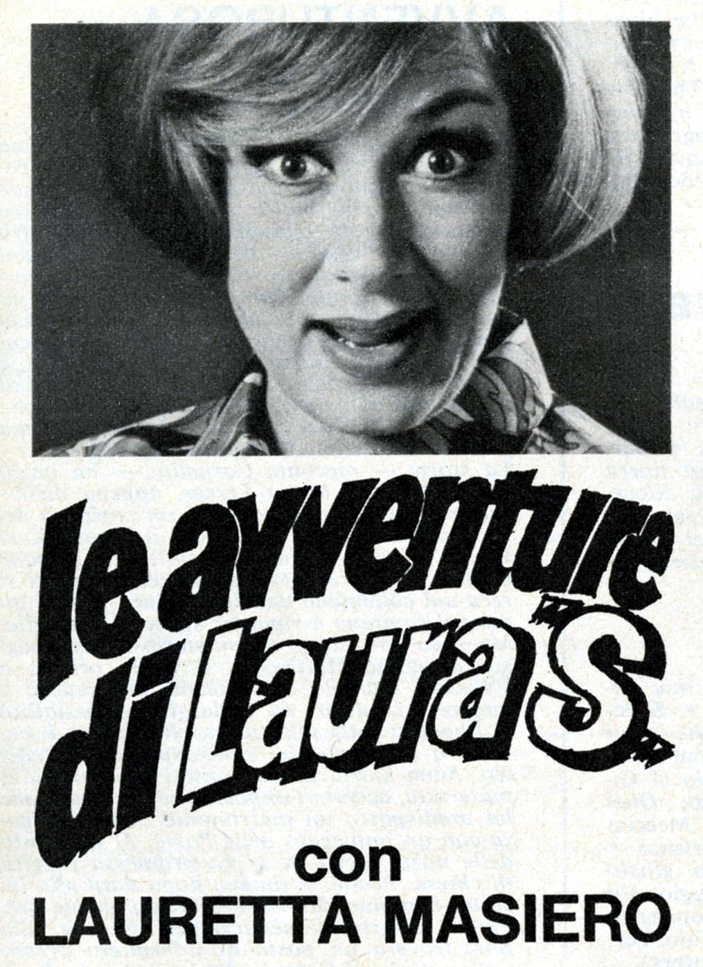 Le avventure di Laura Storm (1965)