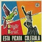 Brigitte Bardot in Cette sacrée gamine (1956)