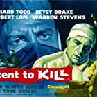 Herbert Lom and Richard Todd in Intent to Kill (1958)