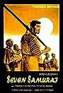 Seven Samurai (1954) Poster