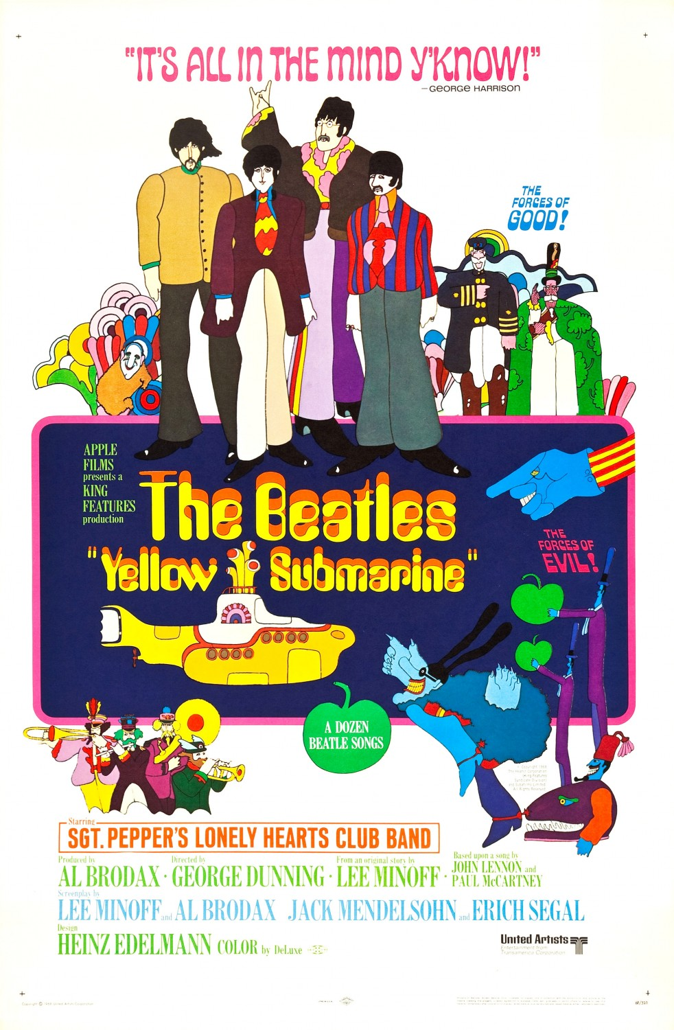 Yellow Submarine (1968) - IMDb
