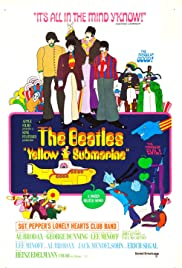 Yellow Submarine Poster