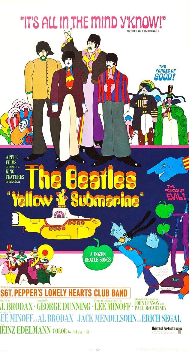 Subtitle of Yellow Submarine