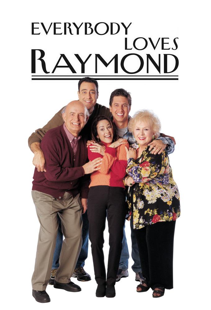 VISI MYLI RAYMONDĄ (1 sezonas) / EVERYBODY LOVES RAYMOND