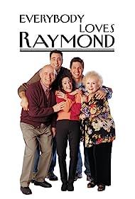 Peter Boyle, Brad Garrett, Patricia Heaton, Doris Roberts, and Ray Romano in Everybody Loves Raymond (1996)