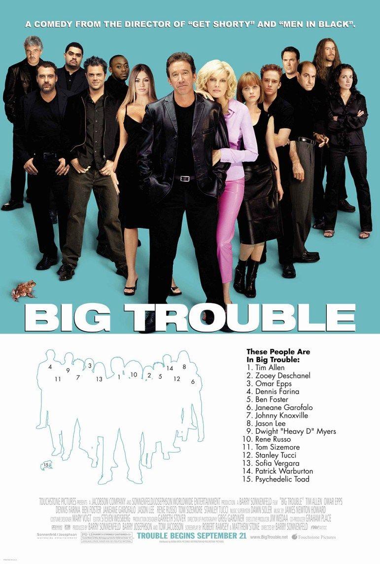 big trouble 2002 imdb big trouble 2002 imdb