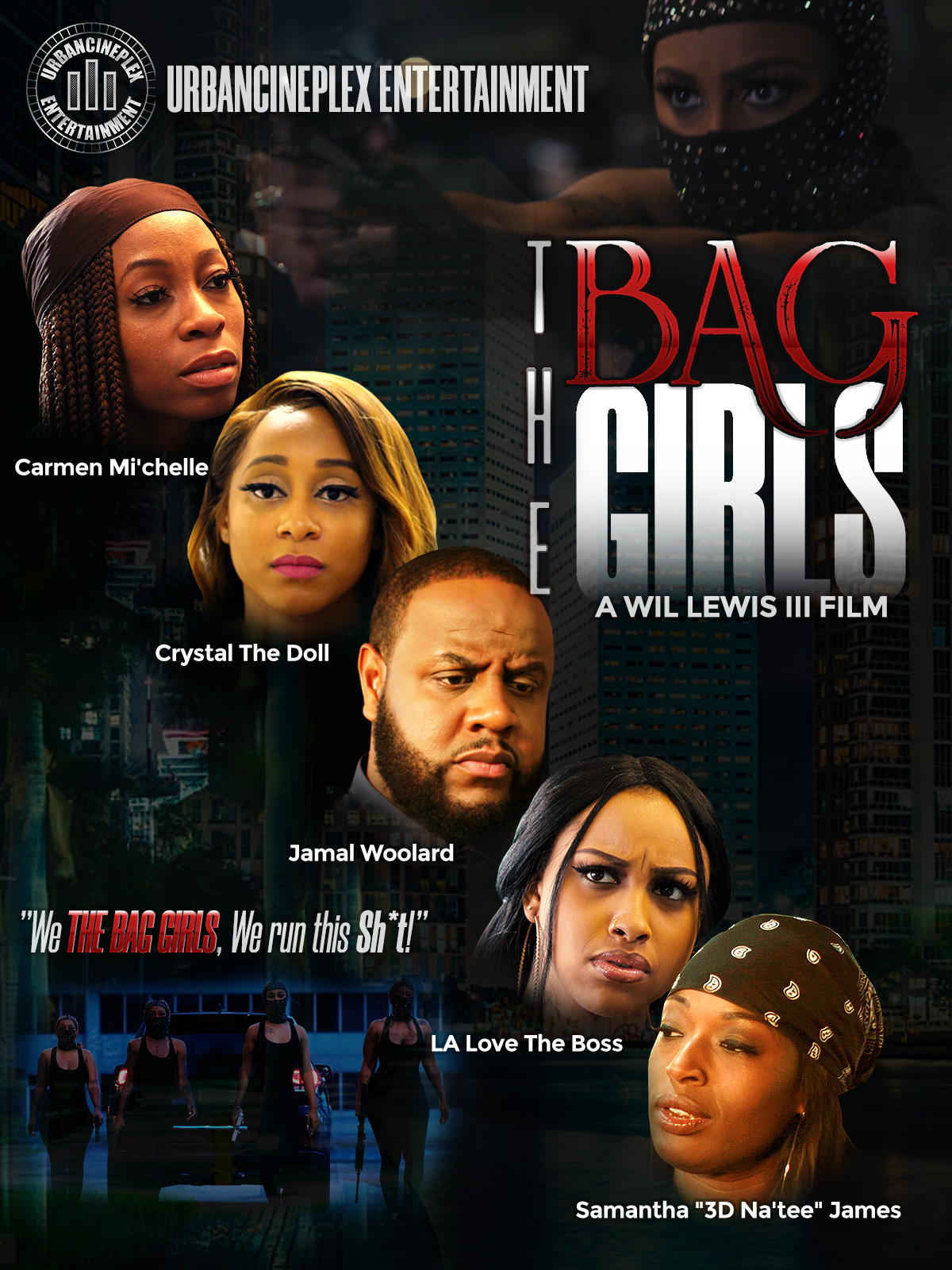 Download The Bag Girls (2020) WebRip 720p Full Movie [In English] With Hindi Subtitles Full Movie Online On 1xcinema.com