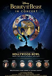 Beauty and the Beast in Concert at the Hollywood Bowl