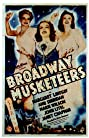Broadway Musketeers (1938) Poster