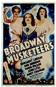 Watch latest english movie Broadway Musketeers [1280x720p]