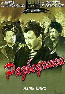 A good thriller movie to watch Razvedchiki [WQHD]