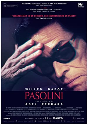 Permalink to Movie Pasolini (2014)