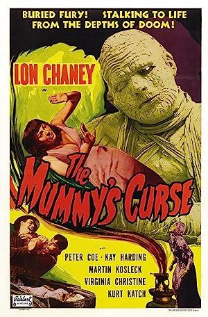 Where to stream The Mummy's Curse