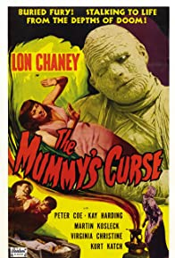 Primary photo for The Mummy's Curse