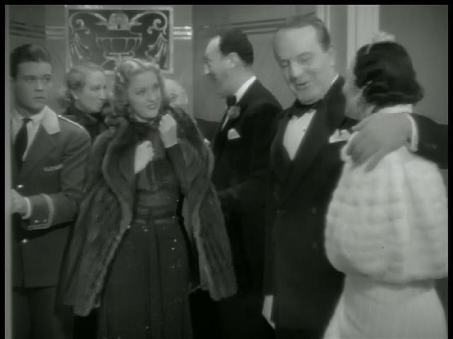 Tom Brown, Joe King, and Mary Maguire in That Man's Here Again (1937)