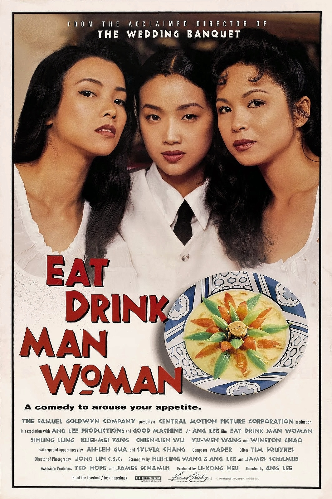 Image result for eat drink man woman