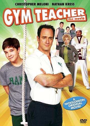 David Alan Grier, Christopher Meloni, Nathan Kress, Amy Sedaris, Jordan Becker, Brenna O'Brien, and Avan Jogia in Gym Teacher: The Movie (2008)