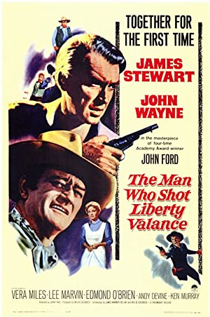 Permalink to Movie The Man Who Shot Liberty Valance (1962)