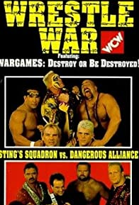 Primary photo for WCW Wrestle War