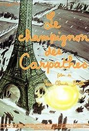 Le champignon des Carpathes Poster