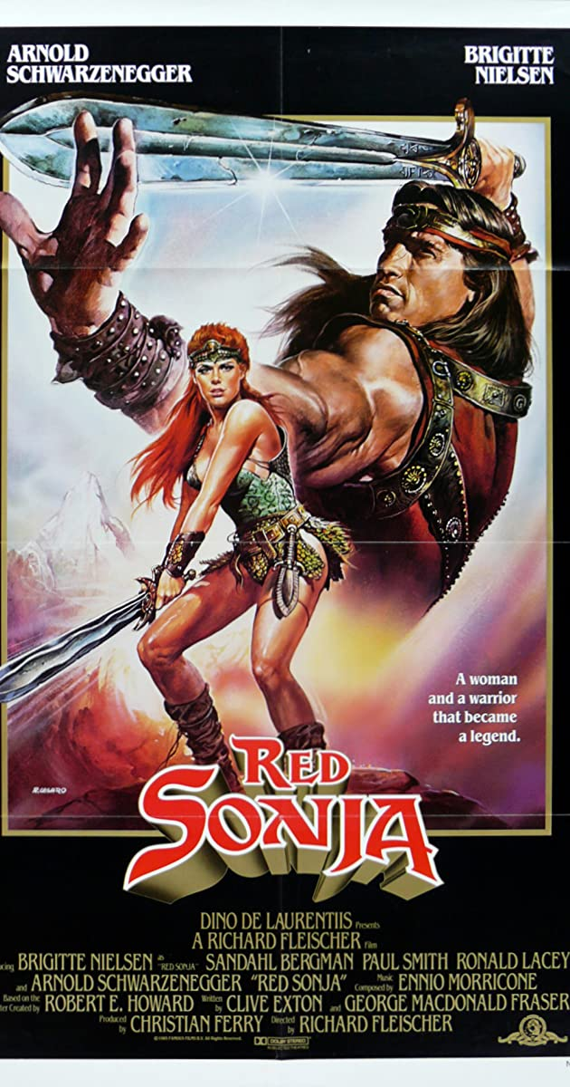 Subtitle of Red Sonja