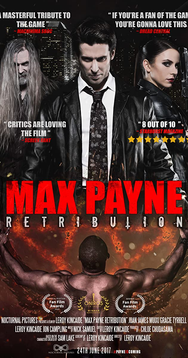 Max Payne Retribution 2017 Imdb