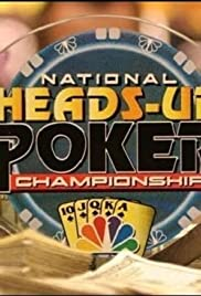 National Heads-Up Poker Championship Poster