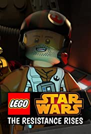 LEGO Star Wars: The Resistance Rises Poster