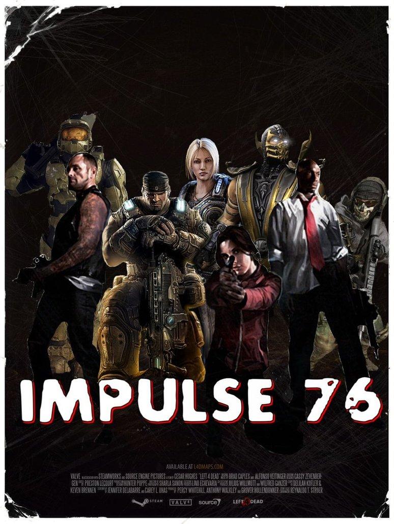 دانلود زیرنویس فارسی فیلم Left 4 Dead: Impulse 76 Fan Film