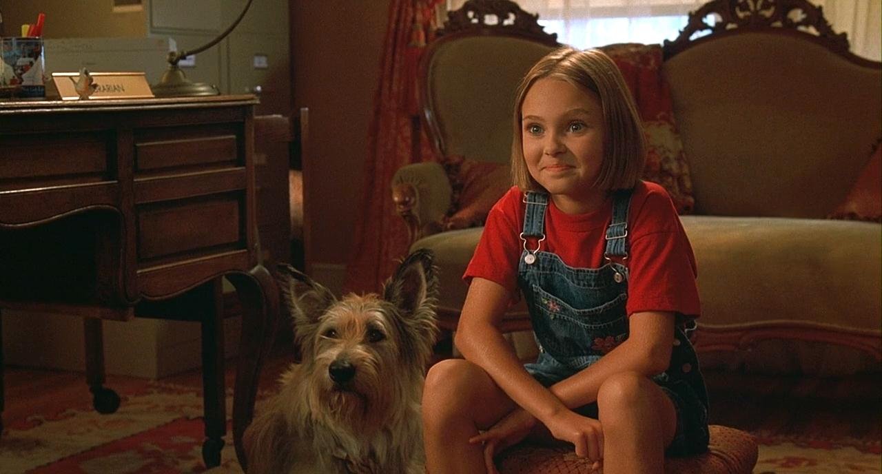 AnnaSophia Robb in Because of Winn-Dixie (2005)