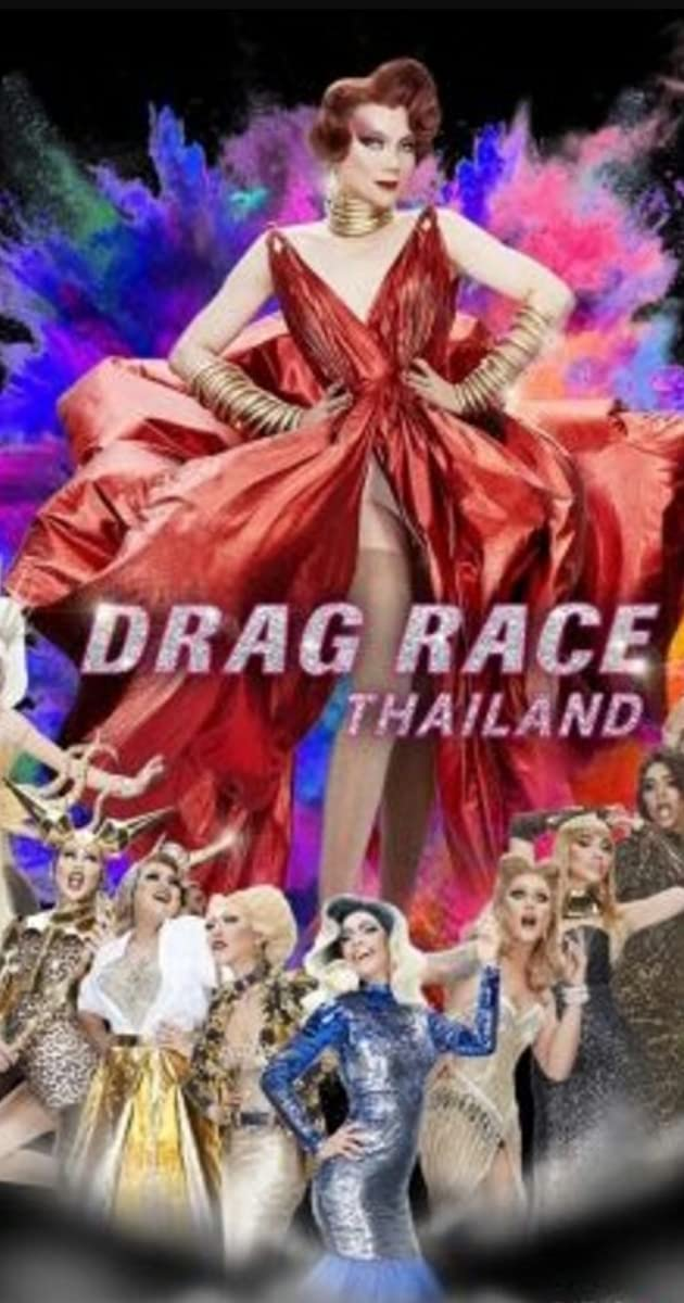 Drag Race Thailand Tv Series 2018 Imdb