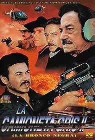 Julio Aldama Jr., Fernando Almada, Mario Almada, Alejandro Alcondez, and Horacio Almada in La camioneta gris 2 (2000)