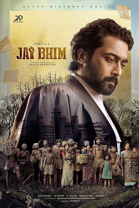 Jai Bhim 2021 Hindi Dubbed Official Trailer 1080p HDRip Free Download
