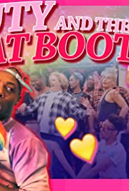 Beauty and the Beat Boots Poster