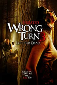 Tom Frederic and Janet Montgomery in Wrong Turn 3: Left for Dead (2009)