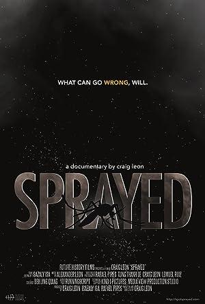 Sprayed (2017)
