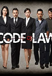 Code of Law Poster