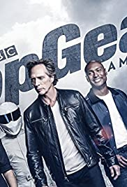 Top Gear America Poster