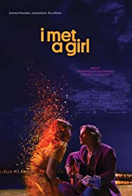 Brenton Thwaites and Lily Sullivan in I Met a Girl (2020)
