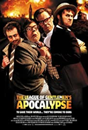 The League of Gentlemen's Apocalypse Poster