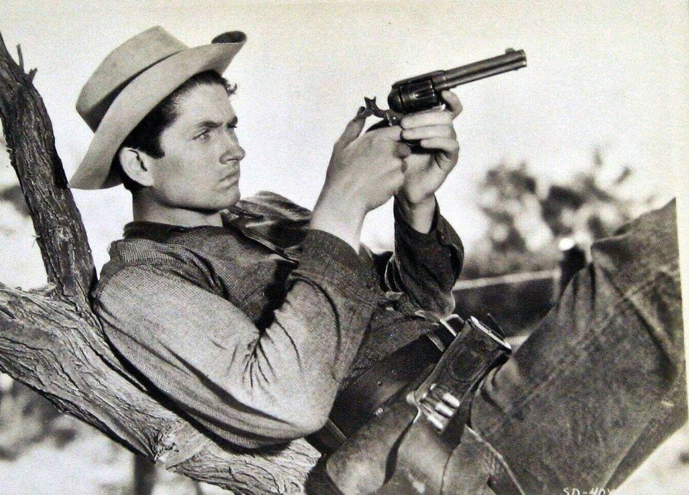 John Drew Barrymore in The Sundowners (1950)