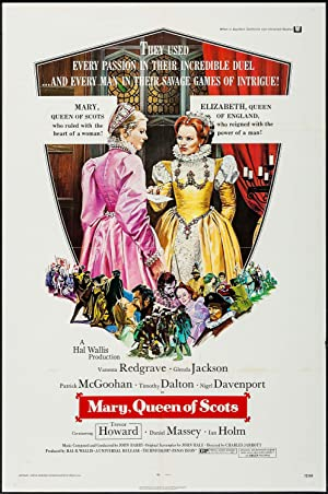 poster Maria Stuarda regina di Scozia