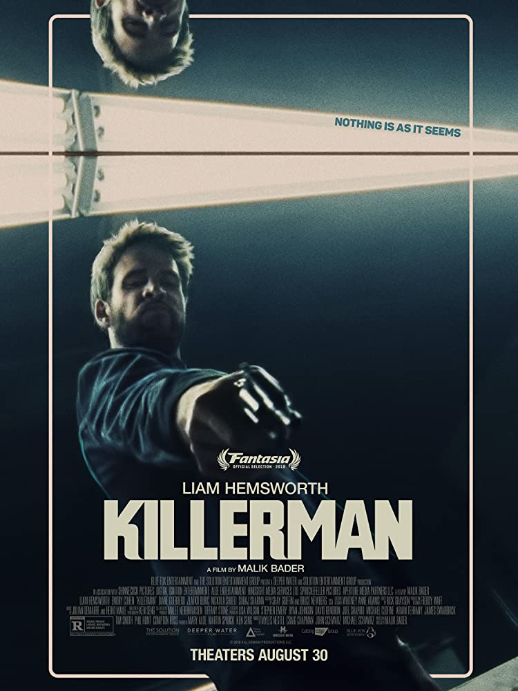Killerman 2019 [Hindi Subbed] 720p HDCAM-Rip 900MB Free Download