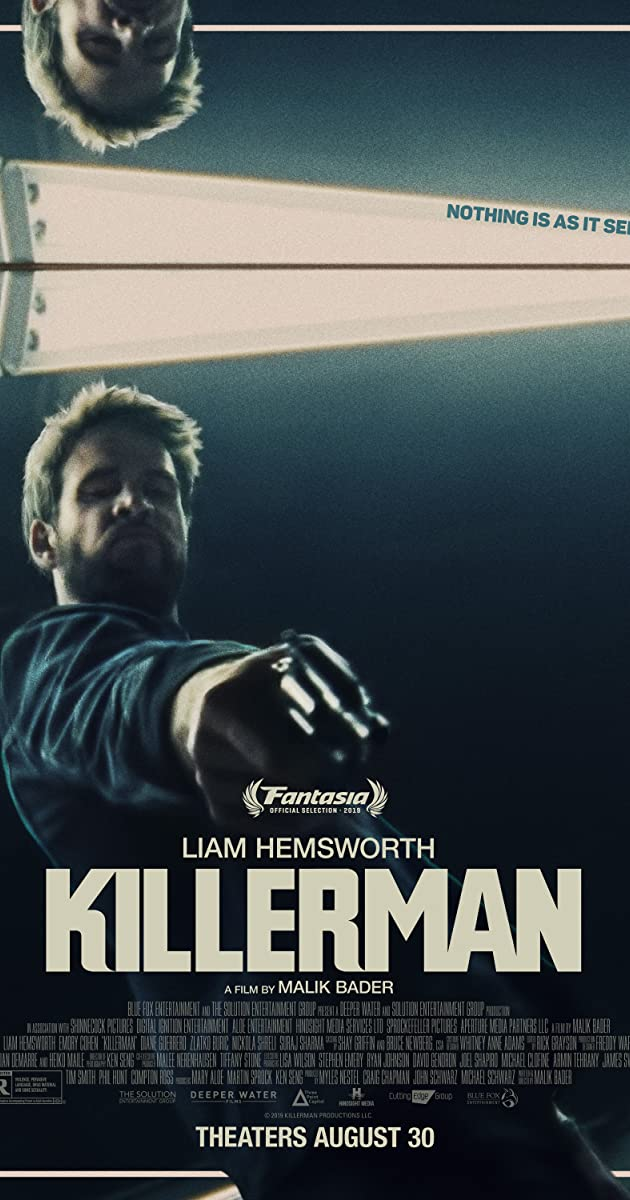 Subtitle of Killerman