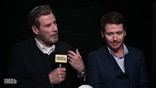 John Travolta on Overcoming Obstacles to Make Kevin Connolly's 'Gotti'