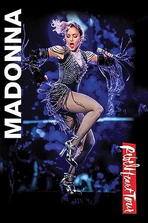Where to stream Madonna: Rebel Heart Tour