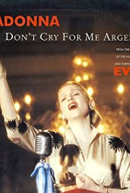 Madonna: Don't Cry for Me Argentina (1996)