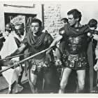 Lang Jeffries in L'incendio di Roma (1965)