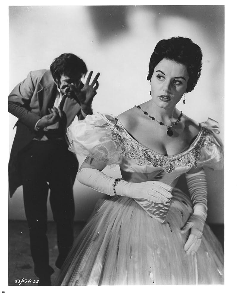 Eunice Gayson in The Revenge of Frankenstein (1958)