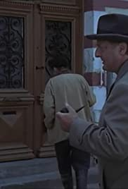 Maigret et la maison du juge Poster